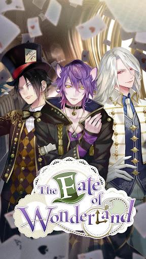 Code Triche The Fate of Wonderland : Romance Otome Game (Astuce) APK MOD screenshots 5