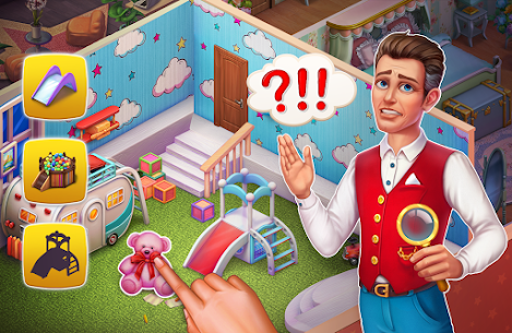 Hotel Blast Mod Apk 1.19.1 Unlimited Coins, Key Download For Android 4