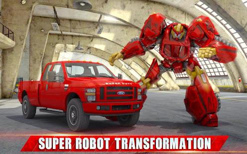 Car Robot Transformation 19: Robot Horse Games 2.0.7 Screenshots 1