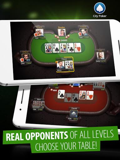 City Poker: Holdem, Omaha  screenshots 11
