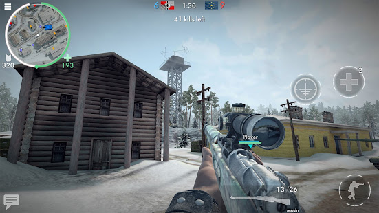 World War Heroes: WW2 FPS 1.27.2 Screenshots 12