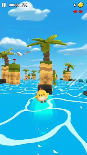Flying Wings - Run Game with Dragon, Bird, Unicorn 2.1 screenshots 2