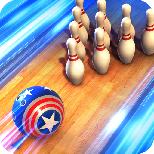 The new king of bowling games! Free 3D arcade game — bowl with friends!