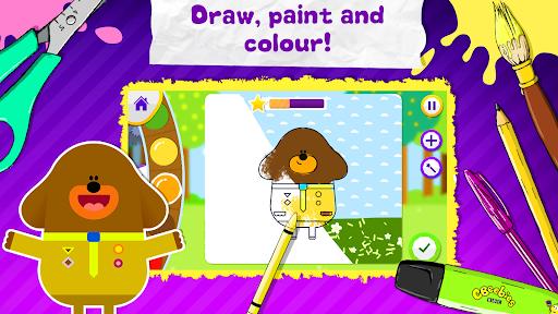 CBeebies Get Creative: Paint  screenshots 4