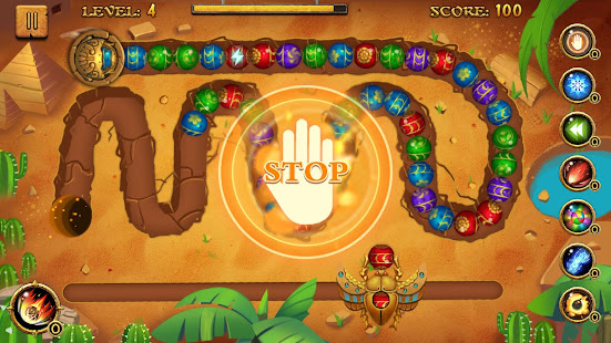 Jungle Marble Blast 2.8.7 Screenshots 9
