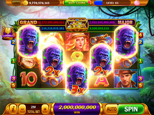 Golden Casino: Free Slot Machines & Casino Games 1.0.409 screenshots 10