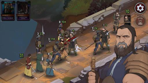 Télécharger gratuit Ash of Gods: Tactics APK MOD 2