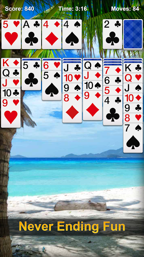 Solitaire 1.6.2 screenshots 4