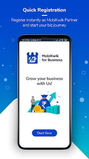 MobiKwik for Business  screenshots 1