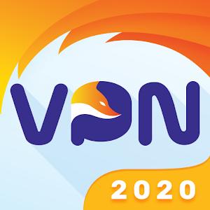 Fox VPN Unlimited Free VPN Proxy Secure 213 by Fox LLC logo