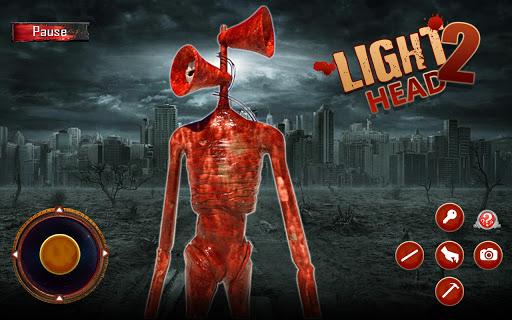 Siren Head Game: Horror Hospital Apkfinish screenshots 5