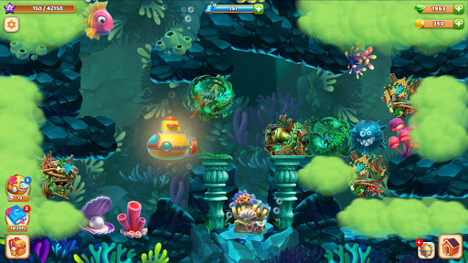 Funky Bay - Farm & Adventure game 38.6.660 screenshots 24
