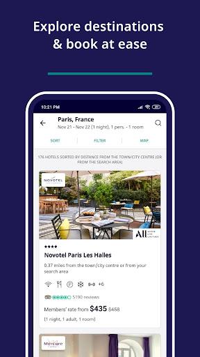 Accor All - Hotel booking  Screenshots 4