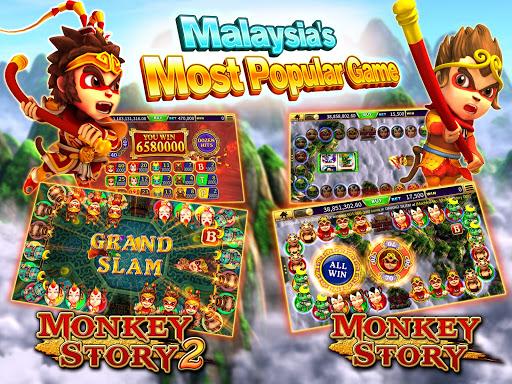 JinJinJin - Monkey Storyu3001FishingGameu3001God Of Wealth 2.14.1 screenshots 10