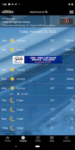 Dakota News Now Weather  screenshots 3