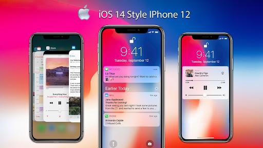 Launcher iPhone 7.2.5 Screenshots 5