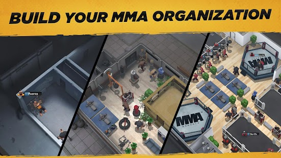 MMA Manager 2021 Screenshot