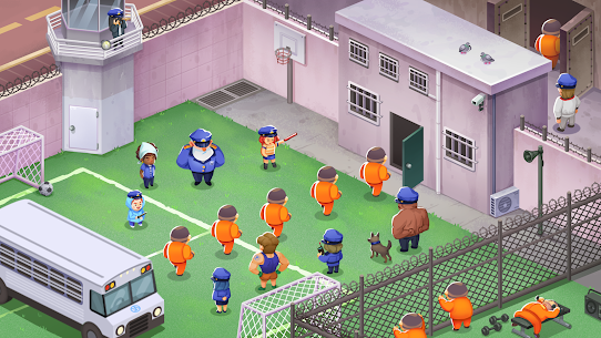 Idle Prison Tycoon 4