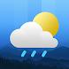 天気とレーダー - iOweather