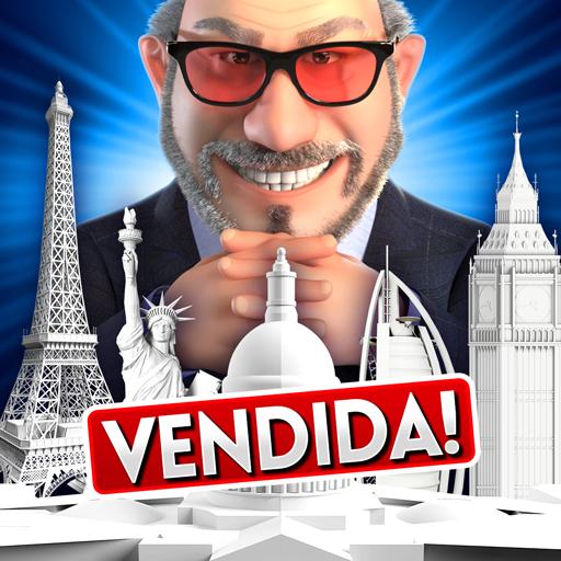 LANDLORD IDLE TYCOON jogo de negócios imobiliários