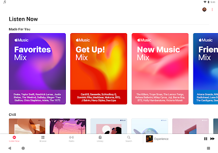 Apple Music Mod Apk (Premium Subscription) 9