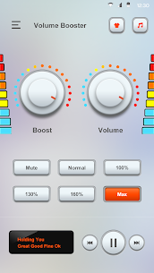 Volume Booster PRO – Sound Booster for Android 3