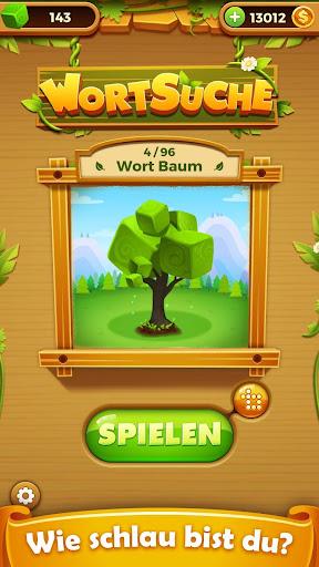 Wort Finden - Wort Verbinden Kostenlose Wortspiele  screenshots 8
