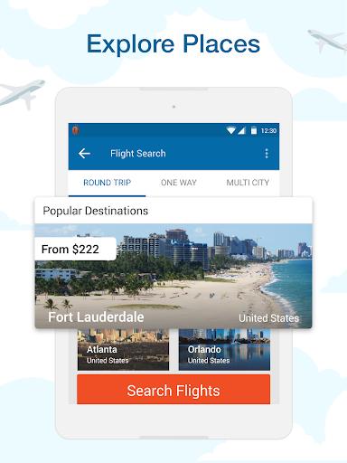 CheapOair: Cheap Flights, Cheap Hotels Booking App 3.20.18 Screenshots 12