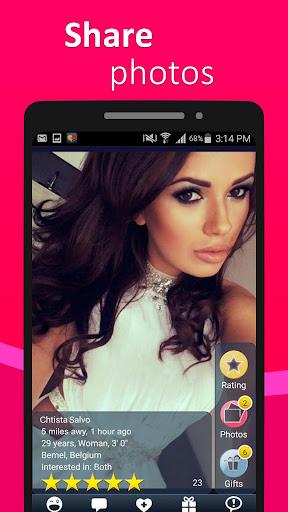 Meet24 - Love, Chat, Singles 1.34.8 Screenshots 2