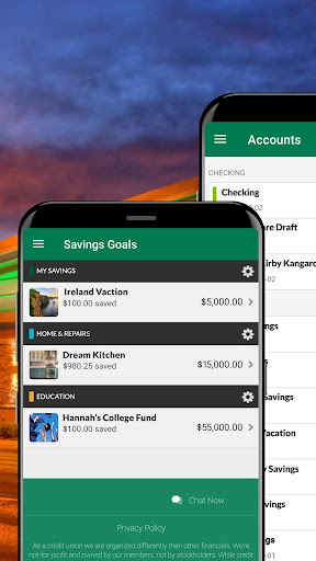 Veridian Credit Union Mobile Banking android2mod screenshots 2