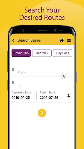 Easybook - Bus, Train, Ferry, Flight & Car Rental  screenshots 3