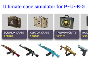 Ultimate Case Simulator for P~U~B-G