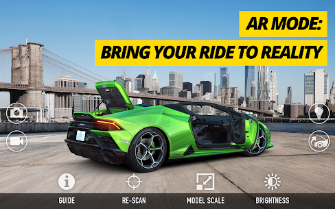 CSR Racing 2 APK (MOD, Unlocked All) for Android 2