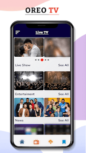 OREO TV APK- DOWNLOAD FREE MOVIES & TV SHOWS 1