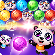 Panda Family Bubble