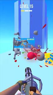 Paintball Shoot 3D - Knock Them All  screenshots 2