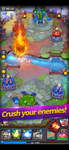 Nano Legends screenshots 7