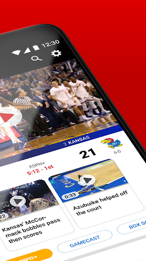 ESPN android2mod screenshots 2