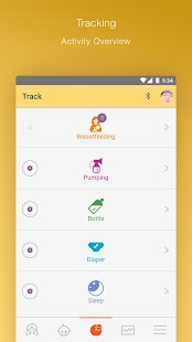 MyMedela Baby Tracker, Breastfeeding & Lactation Screenshot