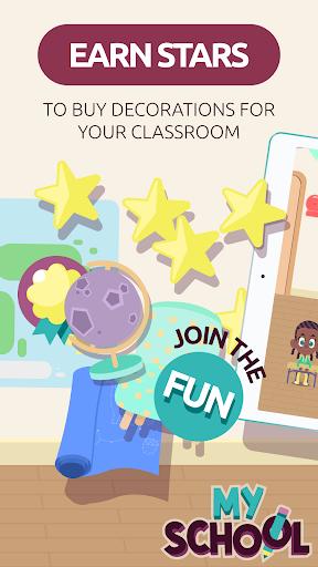 MySchool - Be the Teacher! Learning Games for Kids 3.3.0 Screenshots 10