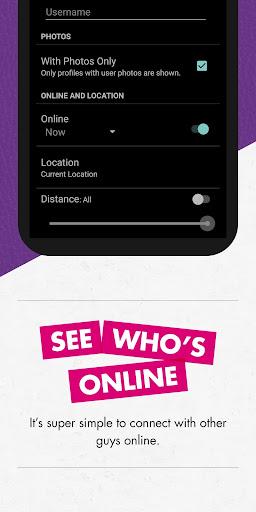 GuySpy: Gay Dating and Chat App 4.13.3 Screenshots 6