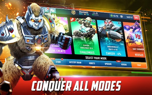Real Steel World Robot Boxing MOD APK 59.59.116 (Unlimited money) 15