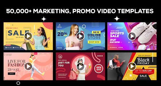 Marketing Video Maker: Intro, Promo Video Ad Maker 1.6