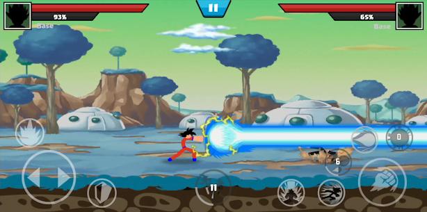Baixar Dragon Ball Z Super Goku Battle MOD APK 1.0 – {Versão atualizada} 4