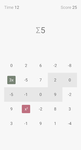 zero sum - numbers puzzle screenshot 3