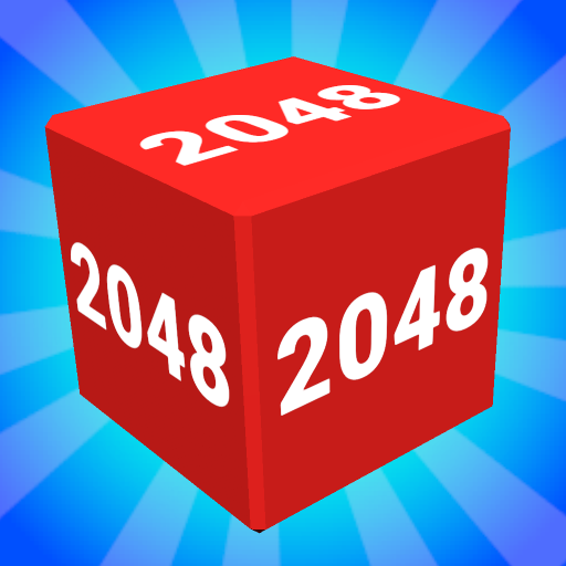Mega Cube: 2048 3D Merge Game