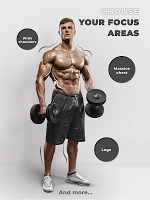 Fitness Coach - Workouts for Gym, Home and HIIT