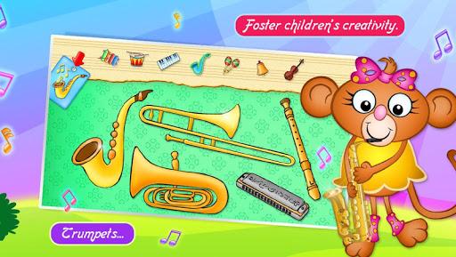 123 Kids Fun Music Games Free 3.47 screenshots 8