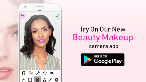 Beauty Makeup Camera App 1.0 Screenshots 1