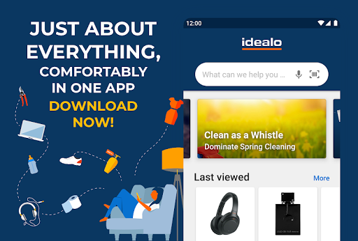 idealo: Online Shopping Product & Price Comparison android2mod screenshots 1